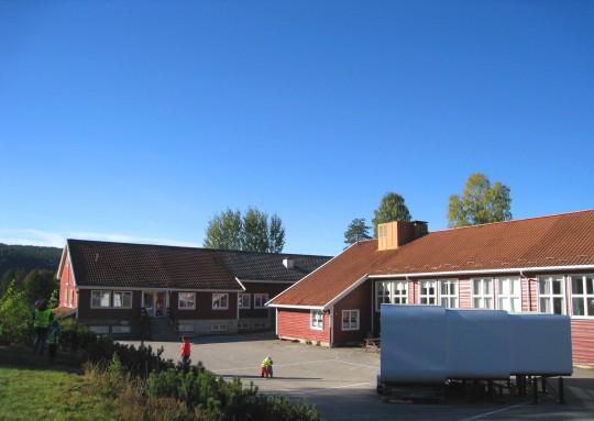 Herefoss skole