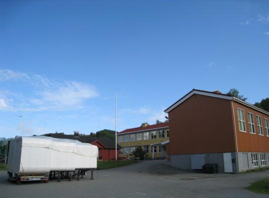 Øverbygda skole
